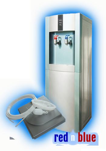 Grunner til å trenge en vann dispenser