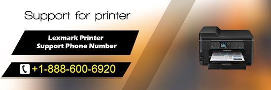 Lexmark Printer Helpline +1-888-600-6920 Contact Number