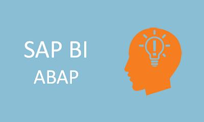 SAP BI ABAP Training By Experts - Free Demo Class