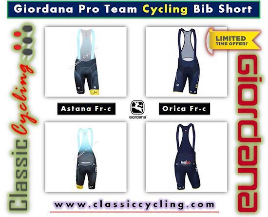 Authentic Astana - Orica | Giordana Pro Cycling Team | Sports Apparel