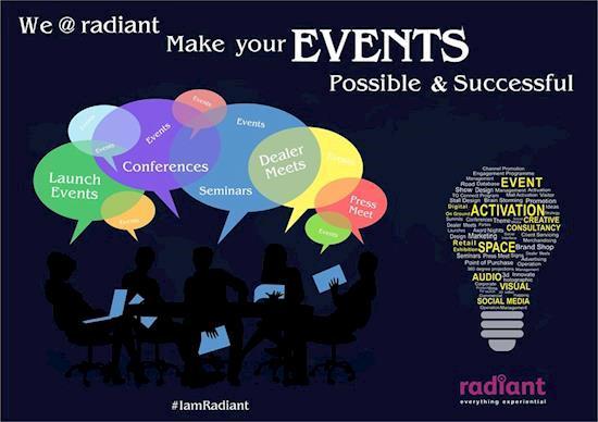 Corporate Event Management Companies in Delhi