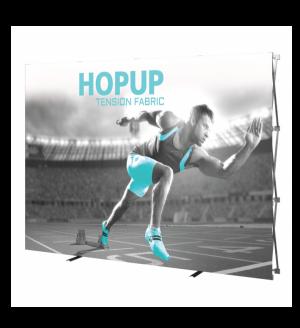 Hopup pop up displays is ideal tool for branding