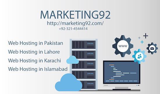 Best Web Hosting in Lahore – Web Hosting in Pakistan