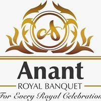 Banquet Halls in Charkop, Kandivali West - Anant Royal Banquets
