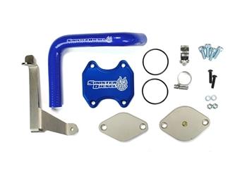 Buy Sinister Diesel EGR & Cooler Delete Kit - 2007 - 2009 || BCDiesel
