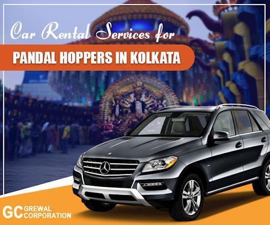 Car Rental Services To Enjoy Puja In Kolkata