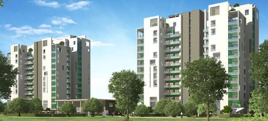 Ramprastha Greens-Flats And Apartments in Vaishali