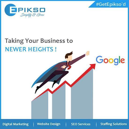 Bespoke Digital Marketing Services by Epik Solutions