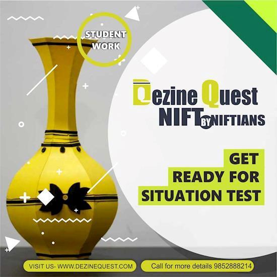 Top NIFT Coaching Center in Patna, Bihar by Dezine Quest