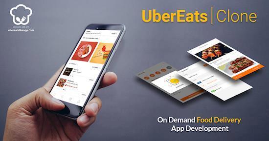 UberEats clone app
