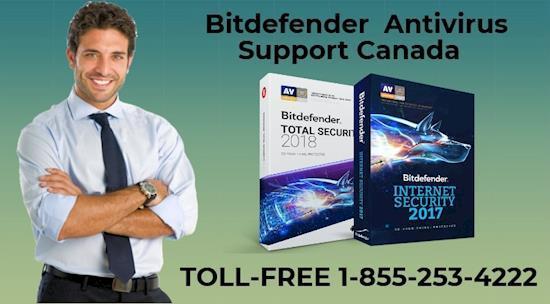 Call Bitdefender Technical Support Helpline Number 1-855-253-4222