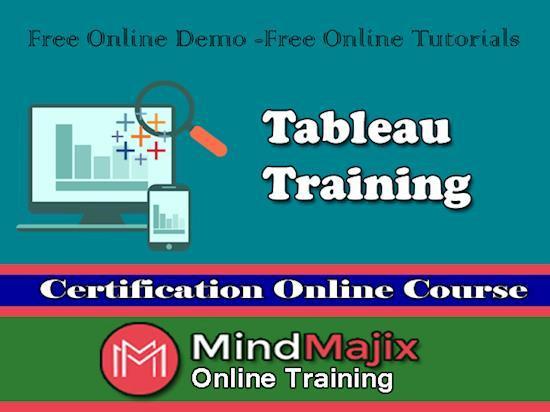 Learn Online Tableau Training – Free Certification Course