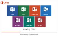 office com setup