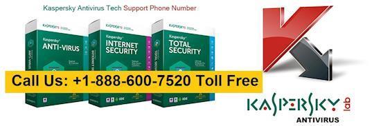 Call Kaspersky Customer Support