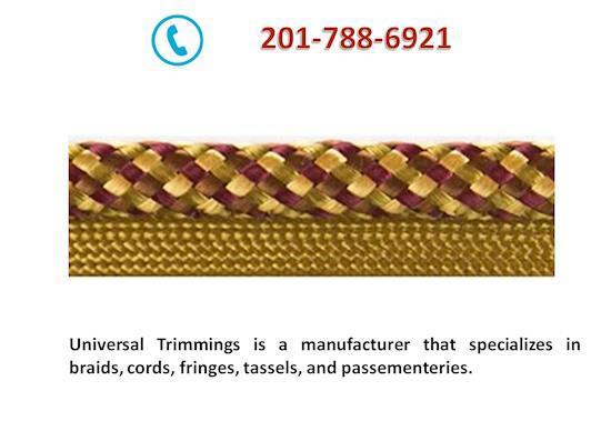Fringes Braid, Fringes Manufacturer Company