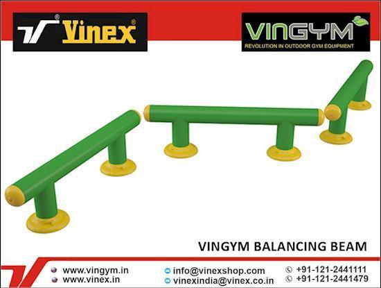 Vingym Balancing Beam: Open Gym Equipment