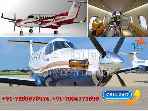 Need charter Air Ambulance Service in Mumbai – Contact with Vedanta Air Ambulance