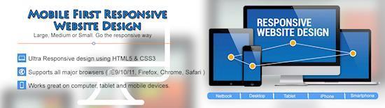 Responsive Website Development Company UK    Responsive Website Development Company USA