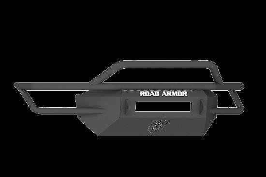 DODGE 1500 RAM REBEL 15-17 Front Sahara Non-Winch Bumper Pre-Runner Guard