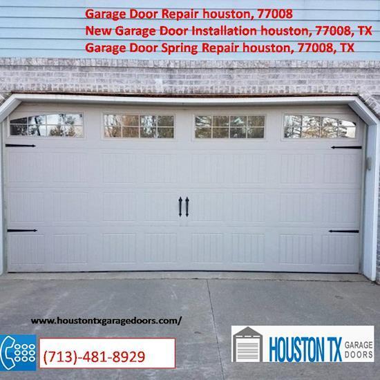 Garage door technician Houston | 77008 | TX