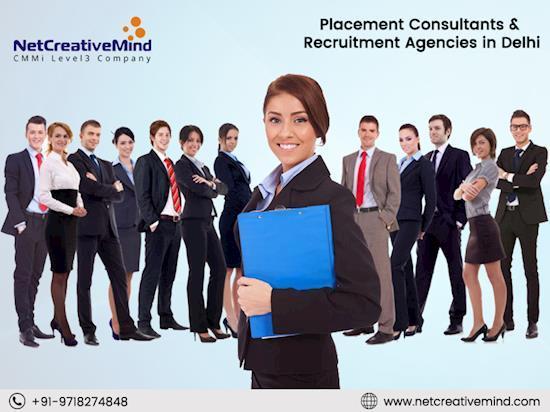 Best Placement Consultants & Recruitment Agencies in Delhi, India