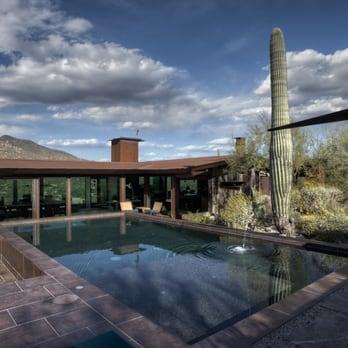 Pool design in Arizona