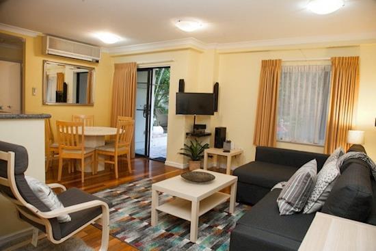 Cheap Apartment Accommodation Perth
