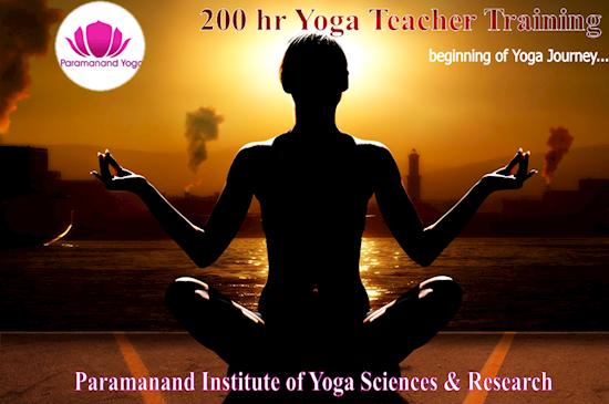 200hrs Yoga Teachers Trainning