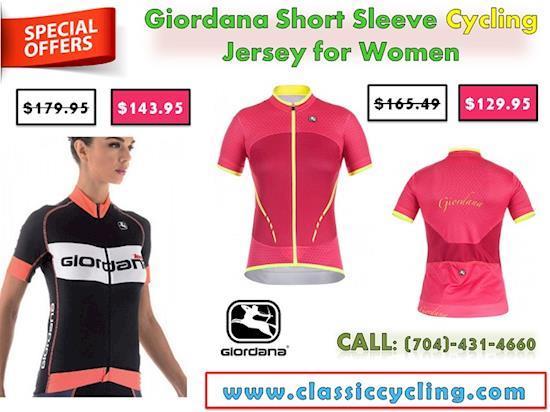 Top Brands Cycling Apparel | Giordana Cycling Jerseys for Women
