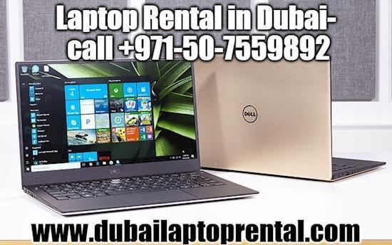 Premium Laptop Rental Dubai