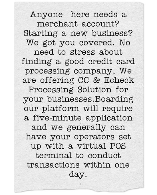 Credit Card Processing Companies 1 (800) 982-1372