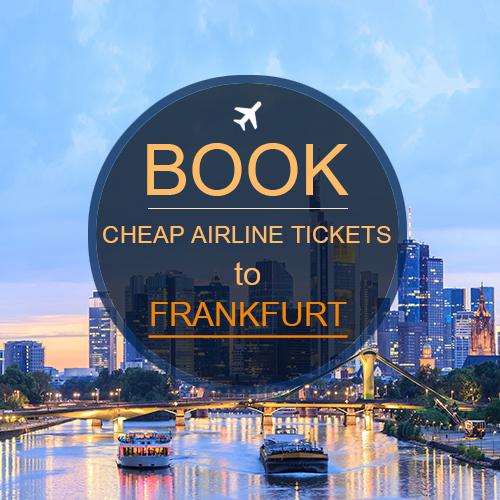 Grab Airline Ticket Offers on Frankfurt Flights!