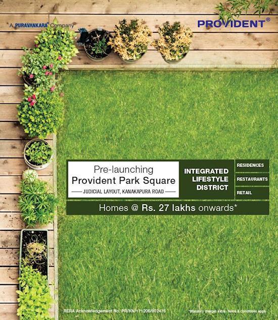 Provident Park Square Bangalore