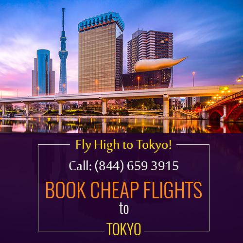 Cheapest Flights to Tokyo | TYO Airline Ticket Deals