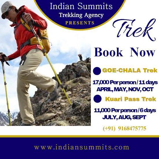 Trekking Agency | Indian Summits