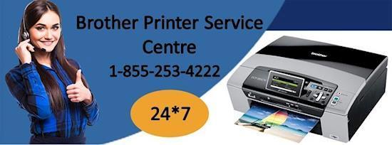 Contact Brother Printer Service Centre Helpline Number 1-855-253-4222