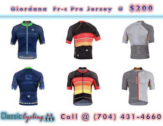 Get In Line | Polaris | Pegoretti Ferro | Giordana FR-C Pro Cycling Jersey