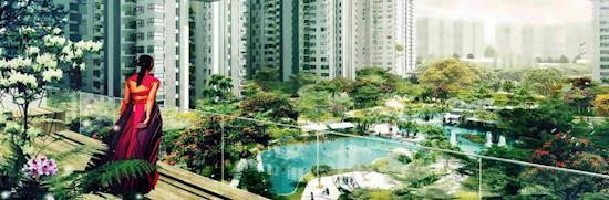 Bhartiya city nikoo homes 2 Property Sell in Bangalore