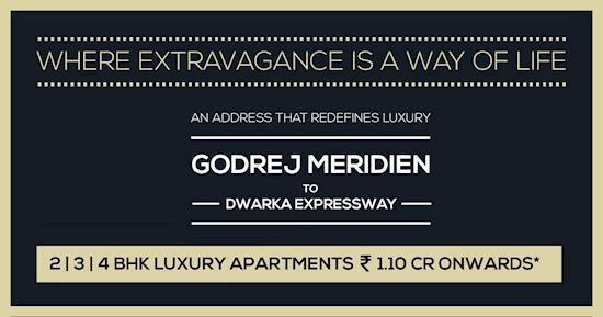 Godrej Meridien - An Address That Redefines Luxury in Gurgaon