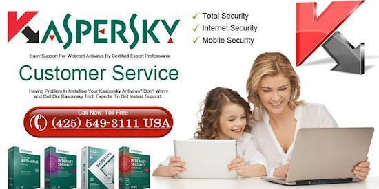 Kaspersky Technical Support Helpline Number USA (425) 549-3111