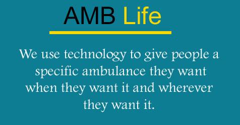 Ground Ambulance Services in New Delhi – AMB Life