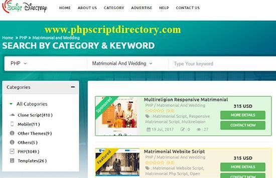 Matrimonial Script   PHP Matrimonial Script   Matrimonial PHP Script