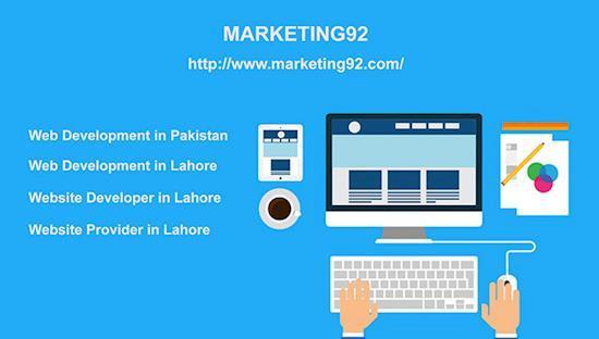 Web Development in Lahore - Web Developer in Lahore
