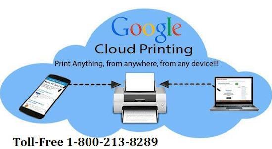 1-800-213-8289 Setup Google Cloud Print from Epson Wireless Printer