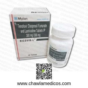 Ricovir L Tablets Price