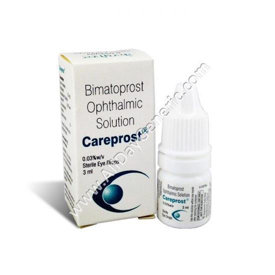 Buy Careprost Eye Drops
