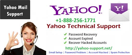 Yahoo Support US +1-888-256-1771 Yahoo Helpline Number