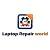 Laptop Repair World Icon
