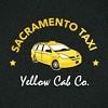 Sacramento Taxi Yellow Cab Icon