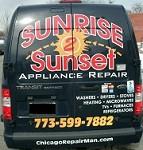 Sunrise 2 Sunset Appliance Repair Icon